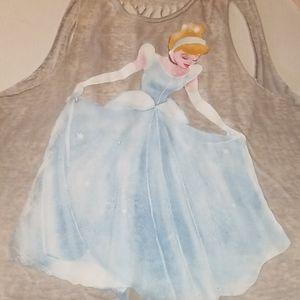 Disney Tops - Disney Princess T Shirt with cut out back panel.